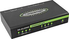 M-AUDIO Midisport 4X4 USB ANNIVERSARY EDITION INTERFACCIA MIDI con 4 In 4 Out