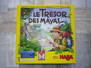 Le Tresor des Mayas FR Haba 3355
