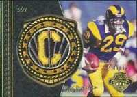 2013 Topps Legendary Captain's Patch /99 #LCP-ED Eric Dickerson FREE SHIP!