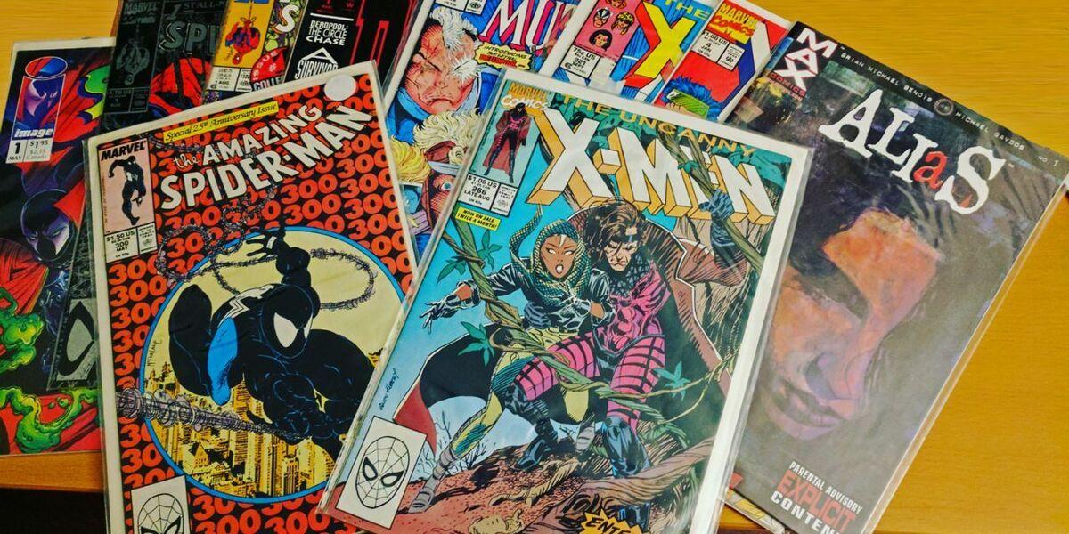 Pacific Northwest Comics