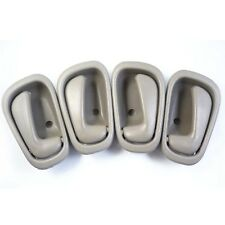 4 PCS Inside Door Handle GRAY/GREY for Toyota Corolla Chevy Prizm 6920602050