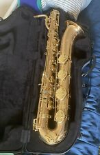 More details for p mauriat pmb301 lg low a baritone sax with bam case