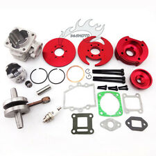 44mm Big Bore Kit Crankshaft Cylinder Assy For 47 49cc Mini ATV Dirt Pocket Bike