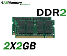 4GB Kit (2x2GB) Memory RAM Upgrade for Dell Inspiron 1526, 1720, 1721