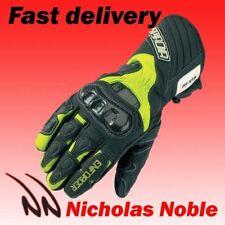 Spada Men's Leather Waterproof Motorcycle Gloves