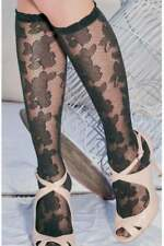 Trasparenze Ticket Knee High Fashion Socks