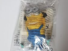 Figura Minios McDonalds Happy Meal, Regalo, Muñeco Minion, 8 cm