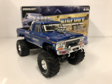 Big foot The Original Monster Truck 1974 Ford F-250 1:43 Scale