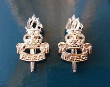 ROYAL ARMY EDUCATIONAL CORPS (RAEC) COLLAR BADGES