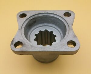 Triumph Gearbox Output Flange, Used, 848-290