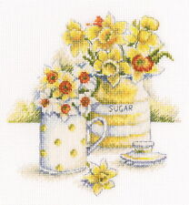"Counted Cross Stitch Kit RTO - ""Spring light"""