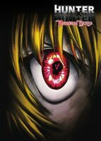 Hunter x Hunter: Phantom Rouge [New DVD] Amaray Case