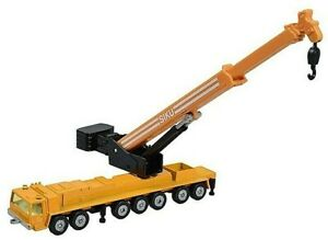Crane Toy Model Mobile Die Cast Boxed Vehicle Scale 1 87 Metal Truck Toys Kids