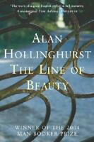 The Line of Beauty by Alan Hollinghurst (author)