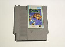 ALPHA MISSION Nintendo NES cartridge NTSC game