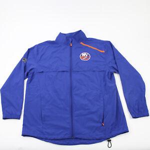 New York Islanders Fanatics  Jacket Men's Blue Used