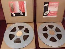 """14 """" Reel to Reel Tape Audio tape"""