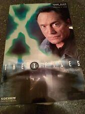 The X-Files Frank Black - Millennium Lance Henriksen 1/6 Figure Sideshow SEALED
