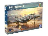 2781  F-4J PHANTOM II  ITALERI 1/48 plastic model kit