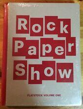 Rock Paper Show: Flatstock Volume One (2011, Hardcover)