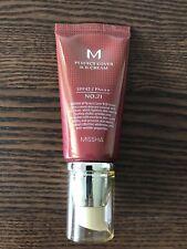 MISSHA M Perfect Cover BB Cream No.21 SPF42 PA+++ 50ml Korea Kosmetik