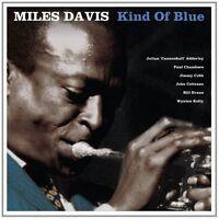 Miles Davis - Kind Of Blue (180g Blue Vinyl LP) NEW/SEALED