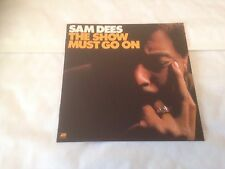 Sam Dees - The Show Must Go On CD Soul Funk 1975