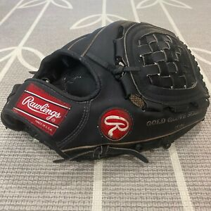 RARE RAWLINGS PRO-8 HEART OF THE HIDE RHT BASEBALL GLOVE MADE IN USA VINTAGE HOH