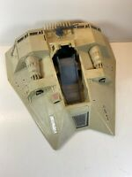 Vintage Star Wars Snowspeeder 1980 Incomplete Empire Strikes Back Vehicle