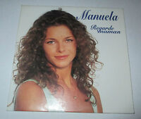 Manuela - regarde maman - cd single 2 titres - 1995