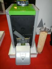 Pelletkessel Festbrennstoffkessel für Holzpellets Green Eco Therm 25 kW elektr.