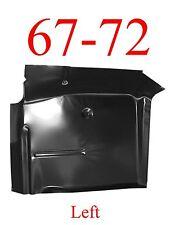 67 72 Chevy LEFT Floor Repair Panel, Truck, GMC, 1.2MM Thick!! 0849-221