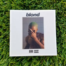 "Frank Ocean sticker (2.5""x2.5"") - Blonde album cover"