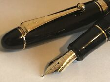 [From Japan]PILOT Fountain Pen CUSTOM 742 14K Nib size F with conveter and box