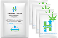 Humi-Smart 62% RH 2-Way Humidity Control Packet – 30 Gram 4 Pack