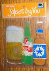 Jolees Bottles Of Beers Mug Drinks happy hour party scrapbook stickers 3D Beer