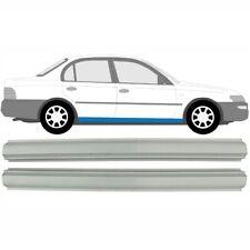 TOYOTA COROLLA E10 1991-1998 4/5 DOOR SILL REPAIR PANEL ROCKER PANEL / PAIR