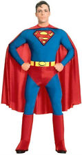 Brand New Superman Costume Rubies Superhero Fancy Party Dress Up D2005A