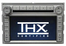 08 09 10 Lincoln Navigator MKZ Zephyr THX Radio 6 Disc CD GPS Navigation Player