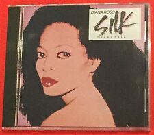 RARE DIANA ROSS CD ALBUM SILK ELECTRIC INC MICHAEL JACKSONS MUSCLES 1982 RCA USA