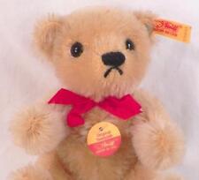 Steiff Teddy Bear Plush Animal w Button & Tag Germany 0210/15 Vintage Mini Nice
