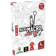 MicroMacro Crime City Pegasus Spiele Spiel des Jahres 2021