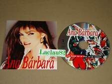 Ana Barbara Los Besos No Se Dan En La Camisa 97 Cd RARE Original Press Mexican