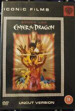 Enter The Dragon - Special Edition  DVD Bruce Lee, John Saxon, Jim Kelly, Ahna C