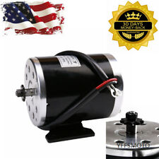 500W 24V Dc Electric My1020 Brush Motor fit Scooter Ebike Go kart Dirt Pit Bike