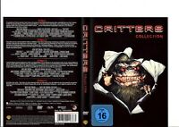 Critters - Collection  [4 DVDs] (2014)  DVD 1828