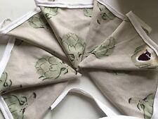 Handmade Sophie Allport Artichoke bunting