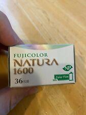 Rare Fuji Natura 1600 Discontinued *Always Kept Frozen * 12-19 Exp