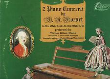 MOZART Concerti 23 K 488 No 16 K 451 KLEIN piano klien - TV 34286 NM Vinyl Lp
