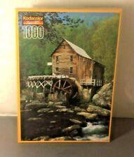 Kodacolor Casse-Tete 1000 Piece Jigsaw Gristmill #21002 NEW